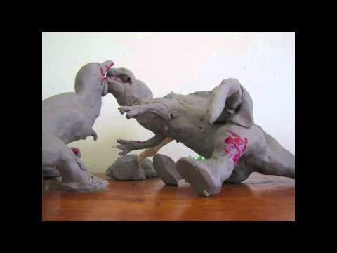 Top 5 Ways Tyrannosaurus Rex can own Spinosaurus!