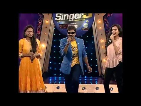 super singer 9 1st episode And the competition begins