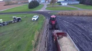 Wet Corn Silage Harvest - Safe-T-Pull