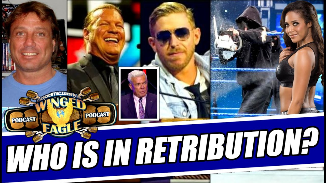 Who is in RETRIBUTION? | Eric Bischoff Moderates AEW Debate | Marty Jannetty Is Horrible | AEW Heels