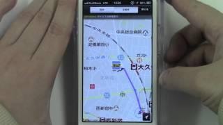 タイムズ駐車場検索 / iPhoneアプリ