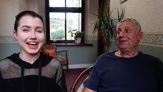 GUESS THE SLANG CHALLENGE WITH MY GRANDDAD