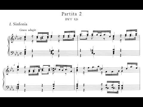 Bach: Keyboard Partita No.2 in C Minor, BWV 826 (Fray, Anderszewski)