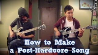 Video How To: Make a Post-Hardcore Song in 6 Min or Less (+ Full Song at the End) || Shady Cicada download MP3, 3GP, MP4, WEBM, AVI, FLV Maret 2018