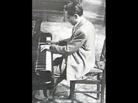 Dinu Lipatti, composer - Tziganes (Suite for orchestra) (1/3) Ansermet