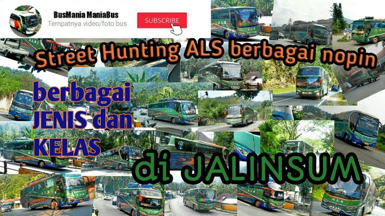 Busmania | ManiaBus !!Kumpulan semua nopin bus asal Sumatera Utara ALS  !!!  #2019 #Bus #Telolet