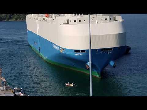 Panama Canal Sights