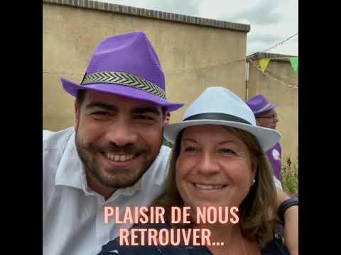Fête du village à Saint-Martin-de-Nigelles 2021
