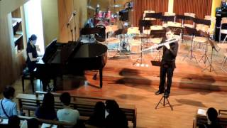 Black Element Ensemble 黑元素室內合奏團20130428Largo_F.M.Vercaini