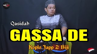 MRA Qasidah - Gassa De Versi koplo (viral tiktok)