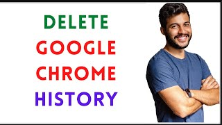 How to Delete all Searches History in Chrome