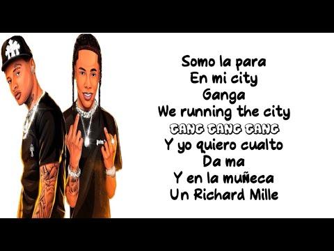 Dowba Montana ❌ Menor Bronx - Free The Gang (LETRAS)