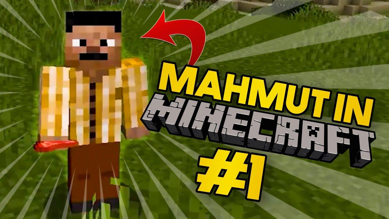 Download Mahmut in Mincraft! | NetherlandSMP #1