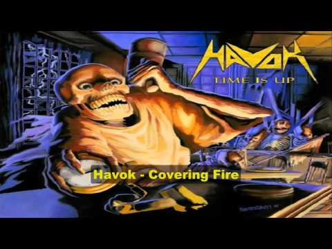 Havok - Covering Fire + Lyrics