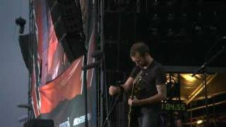Rise Against - Prayer of the Refugee [live at Rock am Ring 2010]