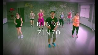 Zumba Fitness - Bunda (Tropic Electric) ZIN70