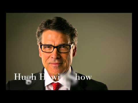 Gov. Rick Perry talks 2016 run for President