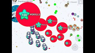 THE DESTRUCTION (AGAR.IO)