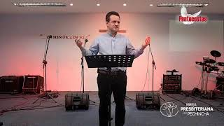 Culto vespertino - Isaías 61 - As Marcas do Espírito Santo - Igreja Presbiteriana do Pechincha