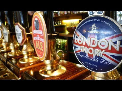 London Historical Pub Walking Tour