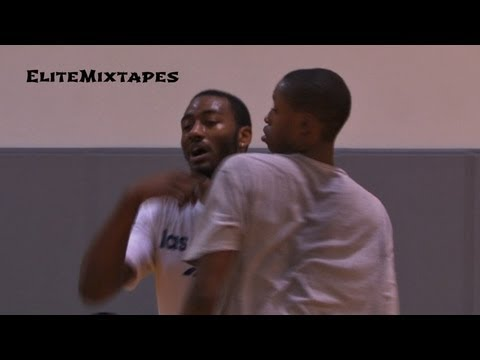 John Wall Teaches High School Kid A Lesson! 1-on-1
