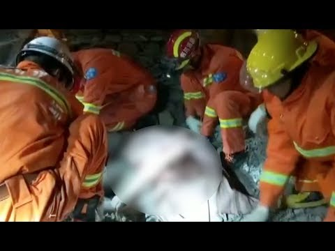 Death Toll Rises to 13 from Sichuan Earthquake; Rescue Underway