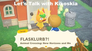 Let's Talk: Flasklurb?! Animal Crossing New Horizons and Me