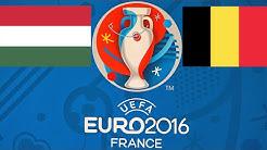 FIFA 16 EM-PROGNOSE #42 - ACHTELFINALE: UNGARN : BELGIEN