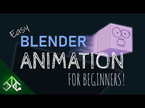 Blender Tutorial | Easy Blender Animation For Beginners