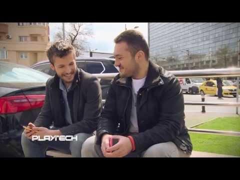 Emisiunea PLAYTECH S02E09 - Semnalul rețelelor mobile din București
