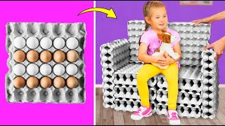 REUSE! 27 Easy Hacks & DIY Ideas to Recycle Anything by 5-Minute Crafts