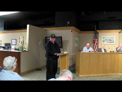 City of Marion Council Meeting October 23, 2017