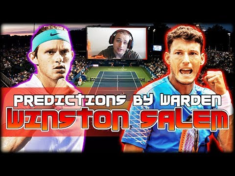 ATP 250 - Winston Salem 2019 - Predictions