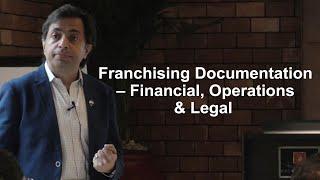 Franchise Management Series: ( Franchising Documentation -Financial