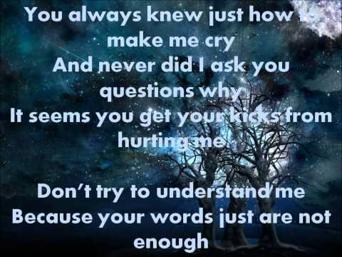 Three Days Grace - Give In To Me Lyrics
