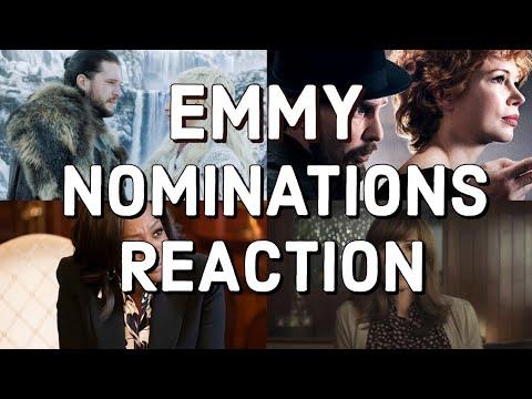 #emmys #emmyreaction Emmy Nominations 2019 Reaction | Snubs and Surprises!