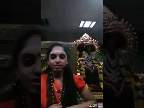 Nithyananda ashram princess girl giving self explanation about her and advising vairamuthu on aandal
