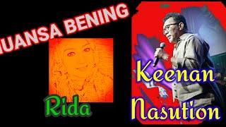 Akustik NUANSA BENING - Keenan Nasution & Rida - Arr : Raidy Noor