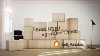 Boligportal.dk - tv-reklame 2013: Find trygt og sikkert hjem