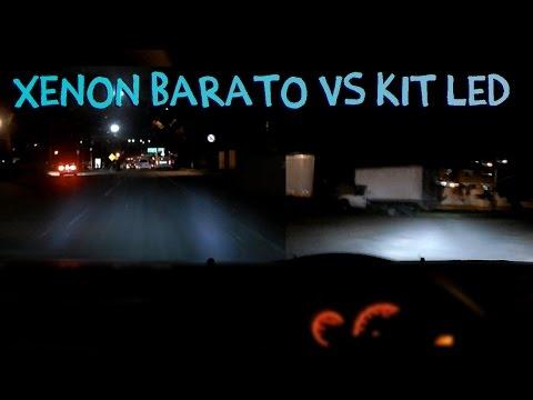 Cómo funcionan las Luces Leds para auto