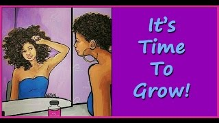 It's Time To Grow!