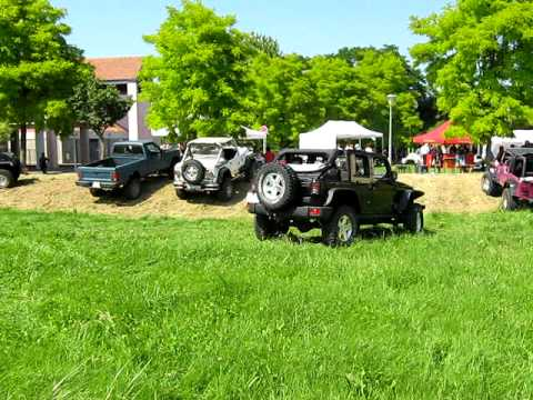JEEPERS  A MARMOUTIER....!