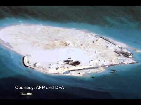 Pres. Aquino: More Chinese ships spotted around disputed reefs