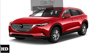 HOT NEWS  !!! 2018 Mazda CX 9 Engine Overview