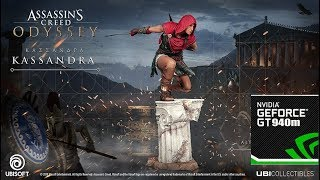 Assassin's Creed Odyssey | Patch 1.04 | 940M | 940MX | 840M Best Settings Gameplay..!