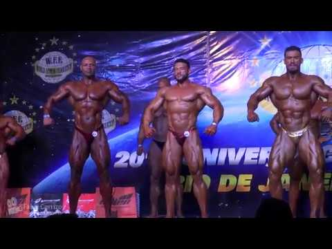 WFF. Mr.  Universe Rio 2017: Men's Extreme