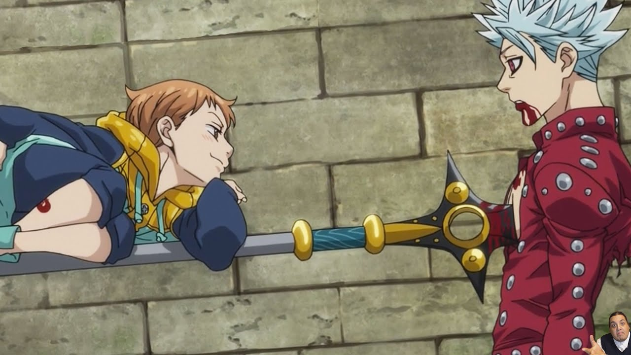 a review of the seven deadly sins of fantasy Seven deadly sins - action, fantasy - anime review #103  gr anime review: the seven deadly sins - duration:  dark fantasy, action - anime review #99.