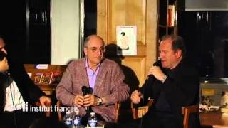Talk: William Boyd and Marc Dugain on Literature