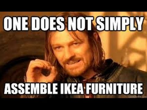 FURNITURE ASSEMBLY ( IKEA )