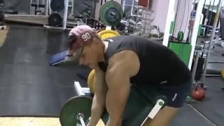 Тренировка Бицепса по Ларри Скоту с Николаем Кузьменко